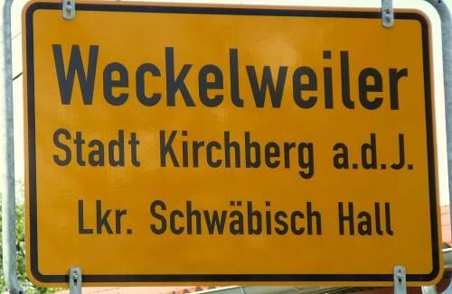 Weckelweiler